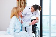 Патронажная служба. Уход за больными и инвалидами, пожилыми и престарелыми людьми